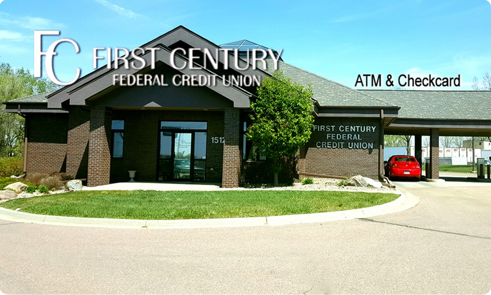 First Century FCU Debit Card